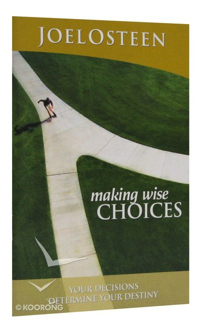 Making Wise Choices