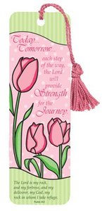 Tassel Bookmark: Serenity Prayer