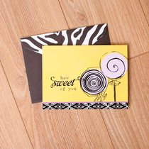 Sassy and Sophisticated: Note Cards, How Sweet Are You