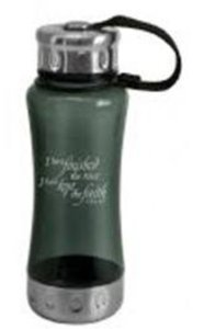 Water Bottle 600ml: Charcoal I Have Finished (Cold Drinks Only)
