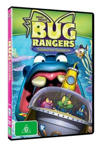 Bug Rangers: Submarine Sandwich
