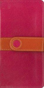 KJV Trimline Bright Pink/Orange