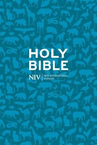 NIV Pocket Bible Blue