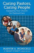 Caring Pastors, Caring People (Living Church Series)
