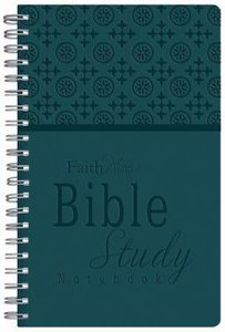 Faithnotes: Bible Study Notebook