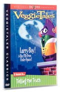 Veggie Tales #08: Larry Boy and the Fib From Outer Space (#08 in Veggie Tales Visual Series (Veggietales))