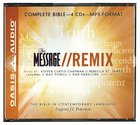 Message//Remix Complete Bible on MP3 CD (4 MP3 CDS)