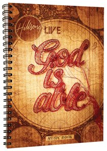 2011 God is Able (Music Book)
