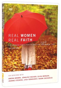 Real Women, Real Faith #01 (Dvd)
