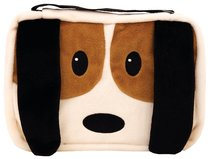 Bible Cover Plush Puppy Medium