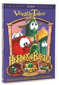 Stand Up, Stand Tall, Stand Strong. (#02 in Veggie Tales Heroes Of The Bible Series)