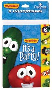 Veggie Tales: Invitations (8 Pack)