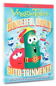 The Veggie Tales #18: Wonderful World of Auto Tainment, (#18 in Veggie Tales Visual Series (Veggietales))
