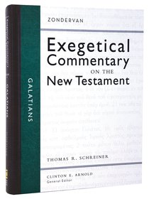 Galatians (Zondervan Exegetical Commentary Series On The New Testament)
