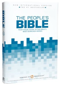 NIV Peoples Bible