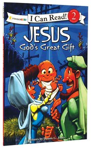 Jesus - Gods Great Gift (I Can Read!2/biblical Values Series)