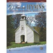 Favorite Hymns Flute (Music Book)