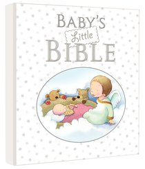 Babys Little Bible (White Gift Edition)