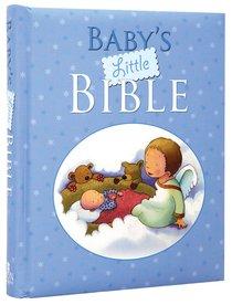Babys Little Bible (Blue)