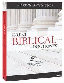 Great Biblical Doctrines (2 CD Set) (MP3) (Martyn Lloyd-jones Sermons On Cd Series)