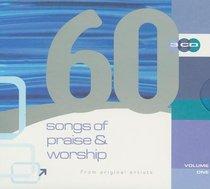 60 Songs of Praise & Worship Volume 1