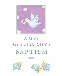 A Gift For a Little Childs Baptism