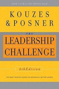 Leadership Challenge (4th Edition)
