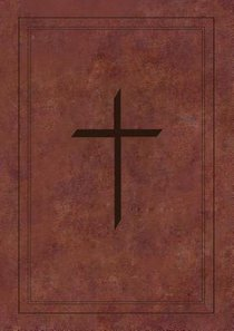 NASB Ryrie Study Bible Burgundy (Red Letter Edition)