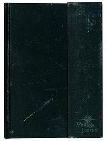 Magnetic Flap Journal: Men Rugged