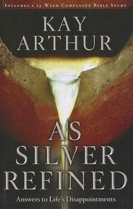 As Silver Refined (Large Print)