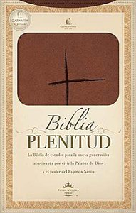 Biblia Plenitud Manual (Spanish) Terracota (Plenitud Handy Size)