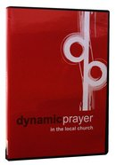 Dynamic Prayer in the Local Church DVD (Alpha Course)