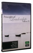 Luis Palau, Mal Fletcher, Terry Virgo (#09 in Principles Of Leadership Series)