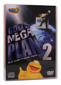 Gods Mega Plan 2 (Cdrom/Dvd Kit) (Oasis Curriculum Series)