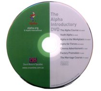 Introductory DVD (Alpha Course)