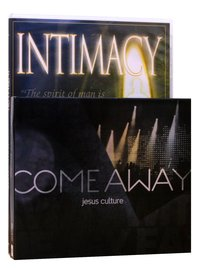 2010 Come Away + John Bevere Intimacy W/Holy Spirit Pack (Cd/dvd)