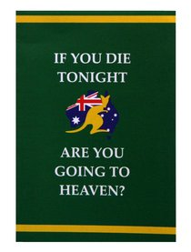 If You Die Tonight Are You Going to Heaven? (15 Pack)