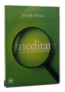 Meditate - Release the Power of Gods Word (2 Dvds)