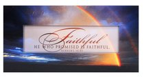 Promises Easled Magnet: Faithful