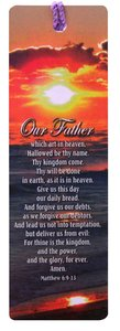 Tassel Bookmark: Our Father