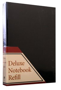 Soft Tone Deluxe Journal Notebook Refill Nblr001