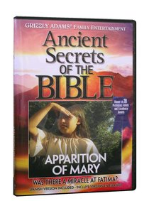 Ancient Secrets 3 #03: Apparition of Mary (#03 in Ancient Secrets Of The Bible Dvd Series)