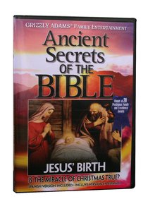 Ancient Secrets 3 #07: Jesus Birth (#07 in Ancient Secrets Of The Bible Dvd Series)