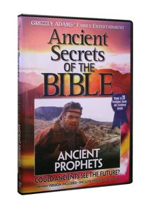 Ancient Secrets 3 #10: Ancient Prophets (#10 in Ancient Secrets Of The Bible Dvd Series)