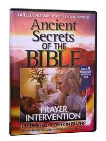 Ancient Secrets 2 #09: Prayer Intervention (Ancient Secrets Of The Bible Dvd Series)