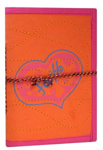 Small Journal Faith Pink/Orange (Empowering The Poor Series)