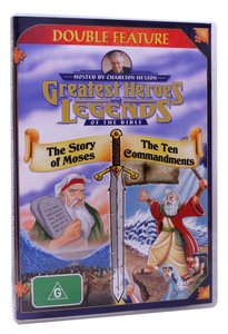 Story of Moses/Ten Commandments (Greatest Heroes & Legends Of The Bible Series)