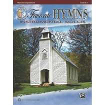 Favorite Hymns (Music Book) (Piano Accompaniment)