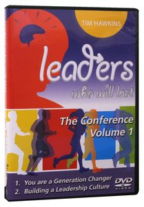Leaders Who Will Last Volume 1