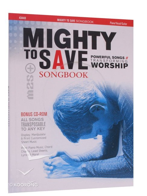 Buy Mighty To Save Cd Rom Songbook By Various Artists Online